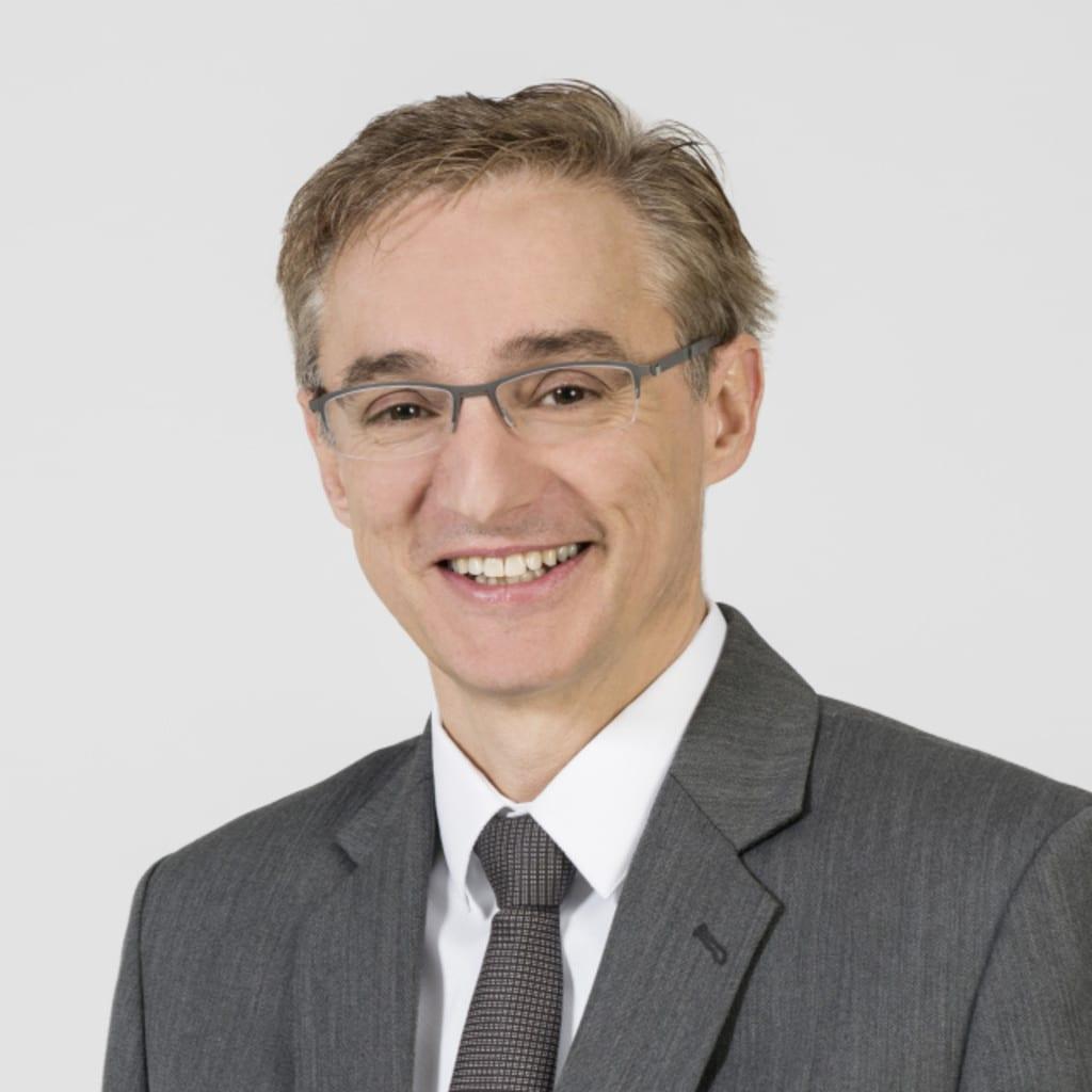 Bernd Krucker, Geschäftsführer