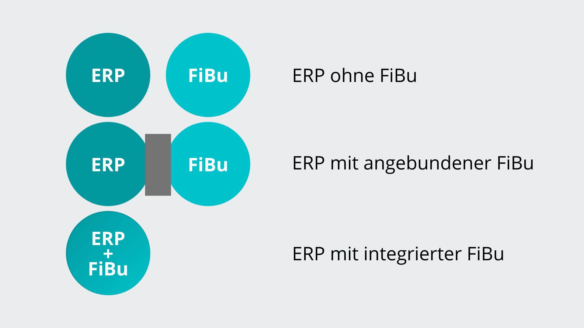 Möglichkeiten ERP FiBu